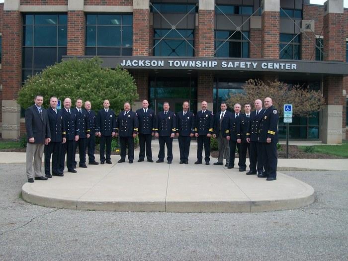 Fire Officer II - Jackson Township